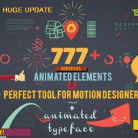 SHAPE ELEMENTS V16 7826596 – AFTER EFFECTS PROJECT (VIDEOHIVE)