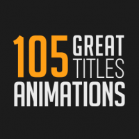 VIDEOHIVE 105 GREAT TITLE ANIMATIONS FREE DOWNLOAD
