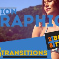 FREE VIDEOHIVE 165 TRANSITIONS & 28 TITLES PACK MOTION GRAPHICS