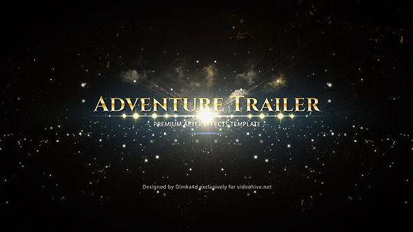 VIDEOHIVE ADVENTURE TRAILER FREE DOWNLOAD AFTER EFFECTS TEMPLATE ...