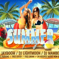 VIDEOHIVE SUMMER PARTY FREE DOWNLOAD