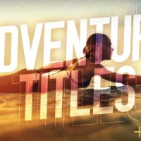 VIDEOHIVE ADVENTURE TITLES SLIDESHOW FREE DOWNLOAD