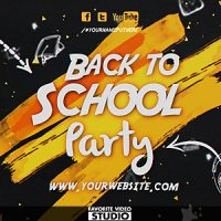 VIDEOHIVE BACK 2 SCHOOL EVENT FREE DOWNLOAD