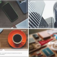 VIDEOHIVE 16874781 PROMO FREE AFTRE EFFECTS TEMPLATES