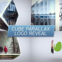VIDEOHIVE CUBE PARALLAX LOGO REVEAL FREE DOWNLOAD
