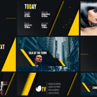ENTERTAINMENT TV BROADCAST PACKAGE – VIDEOHIVE FREE DOWNLOAD