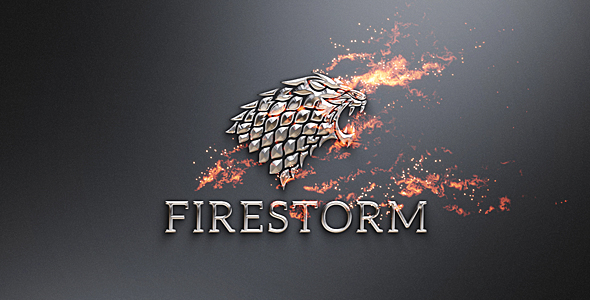 VIDEOHIVE FLAME & METAL / FIRE LOGO REVEAL FREE DOWNLOAD
