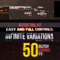 VIDEOHIVE GLITCH TOOL KIT FREE AFTER EFFECTS TEMPLATE
