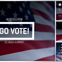 VIDEOHIVE GO VOTE 4K PROJECT FREE DOWNLOAD
