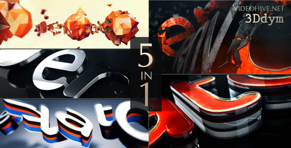 VIDEOHIVE LOGO REVEAL PACK FREE DOWNLOAD - Free After Effects
