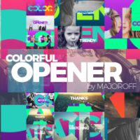 VIDEOHIVE COLORFUL OPENER 17049894 FREE DOWNLOAD