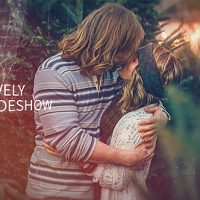 VIDEOHIVE LOVELY SLIDESHOW FREE AFTER EFFECTS TEMPLATE