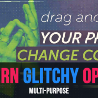 VIDEOHIVE MODERN GLITCHY OPENER FREE DOWNLOAD