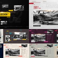 VIDEOHIVE SLIDESHOW CLEAN TIMELINE FREE DOWNLOAD