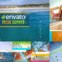 VIDEOHIVE STYLISH SUMMER SLIDESHOW FREE DOWNLOAD