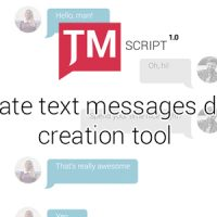 VIDEOHIVE TEXT MESSAGES ULTIMATE KIT | TMSCRIPT 1.01 FREE DOWNLOAD