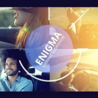 ENIGMA – VIBRANT SLIDESHOW – AFTER EFFECTS PROJECT (ROCKETSTOCK)