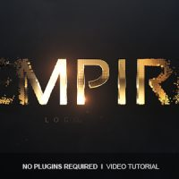 VIDEOHIVE EMPIRE LOGO REVEAL FREE DOWNLOAD