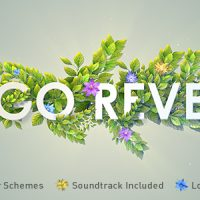 VIDEOHIVE NATURE LOGO REVEAL FREE DOWNLOAD