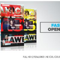VIDEOHIVE FAST OPENER FREE AFTER EFFECTS TEMPLATE