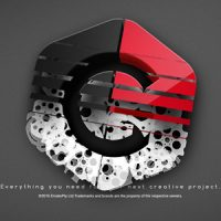 VIDEOHIVE GEARS LOGO IDENT FREE AFTRE EFFECTS TEMPLATE
