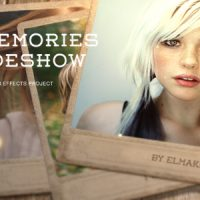 VIDEOHIVE MY MEMORIES FREE AFTRE EFFECTS TEMPLATE