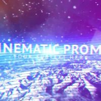 CINEMATIC PROMO – AFTER EFFECTS PROJECT (MOTION ARRAY)