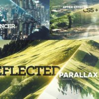 VIDEOHIVE REFLECTED PARALLAX SLIDESHOW FREE DOWNLOAD