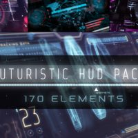 VIDEOHIVE HUD INFOGRAPHIC FREE DOWNLOAD