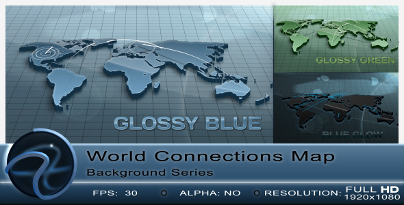 World connections map background motion graphic videohive free world connections map background motion graphic videohive gumiabroncs Images