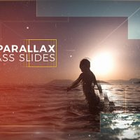 VIDEOHIVE PARALLAX GLASS SLIDES FREE DOWNLOAD