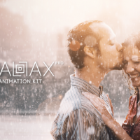 VIDEOHIVE PARALLAX PRO – PHOTO ANIMATION KIT FREE DOWNLOAD