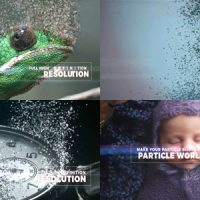 VIDEOHIVE PARTICLE WORLD SLIDESHOW FREE DOWNLOAD