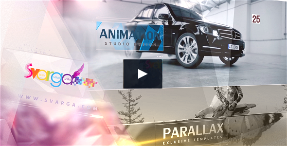 VIDEOHIVE PARALLAX SLIDESHOW 14838399 FREE DOWNLOAD - Free After