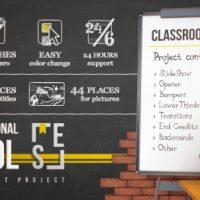 VIDEOHIVE SCHOOL CLASSROOM PROMO FREE DOWNLOAD