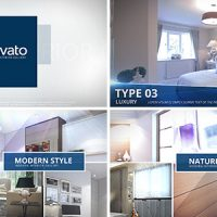 VIDEOHIVE MODERN INTERIOR – PHOTO GALLERY FREE DOWNLOAD