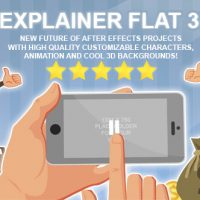 VIDEOHIVE EXPLAINER FLAT 3D 10810605 FREE DOWNLOAD