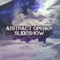 VIDEOHIVE ABSTRACT OPENER – SLIDESHOW FREE DOWNLOAD