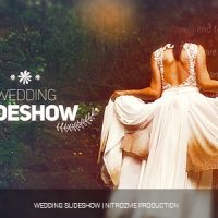 VIDEOHIVE WEDDING SLIDESHOW FREE DOWNLOAD
