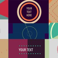VIDEOHIVE ABSTRACT SHAPES OPENER FREE DOWNLOAD