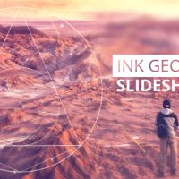VIDEOHIVE INK GEOMETRY SLIDESHOW FREE DOWNLOAD