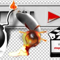 STOP MOTION VIDEO PAPER CUT ELEMENTS – MOTION GRAPHIC (VIDEOHIVE)