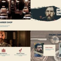 VIDEOHIVE BARBER SHOP PRESENTATION FREE DOWNLOAD