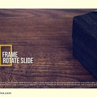 VIDEOHIVE FRAME ROTATE SLIDE FREE DOWNLOAD