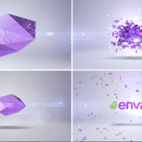 VIDEOHIVE BUTTERFLY LOGO REVEALER FREE DOWNLOAD
