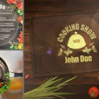 VIDEOHIVE COOKING TV SHOW PACK FREE DOWNLOAD