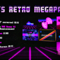 VIDEOHIVE 80'S RETRO MEGAPACK free download