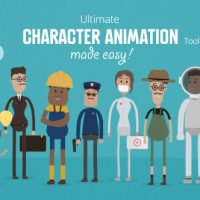 VIDEOHIVE ULTIMATE CHARACTER ANIMATION TOOLKIT FREE DOWNLOAD