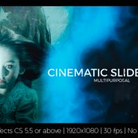 VIDEOHIVE CINEMATIC SLIDESHOW 17727253 FREE DOWNLOAD