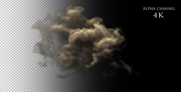 DUST EXPLOSION - MOTION GRAPHIC (VIDEOHIVE) FREE DOWNLOAD